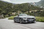 クルマ | トヨタ・スープラの兄弟車、ソフトトップ回帰の新型『BMW Z4』上陸。発売記念限定車も