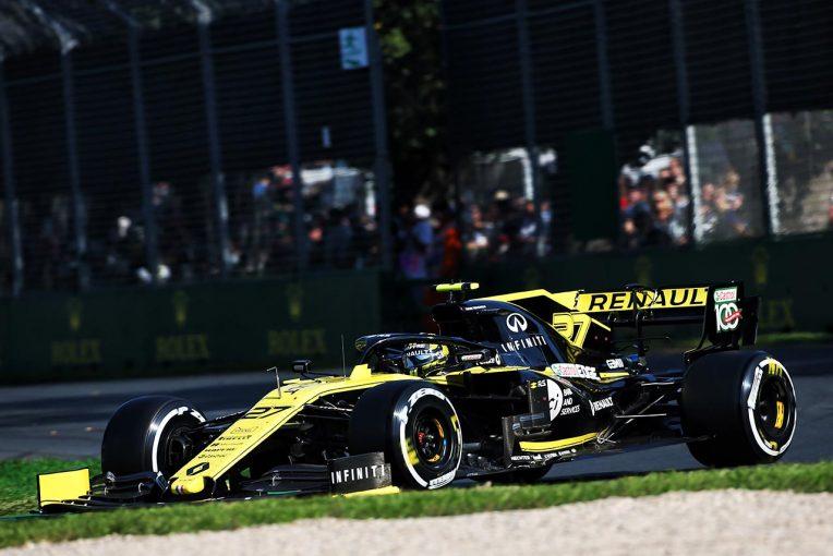 F1   ルノーF1、開幕戦に満足できず今後は毎戦アップデートを投入か。バーレーンGPでは空力と冷却を改善