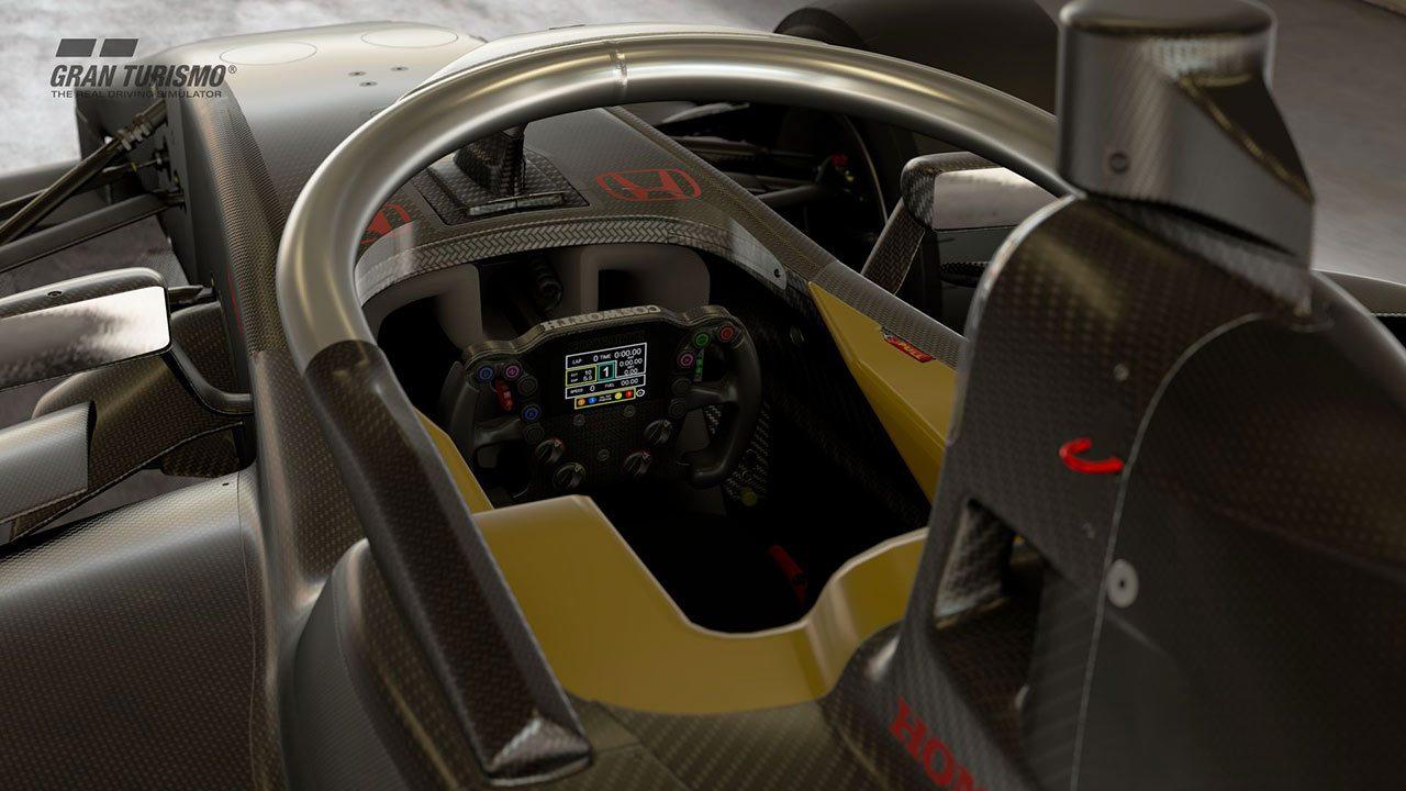2019年デビューするSF19、ゲーム内ではコクピット周りも忠実に再現されている