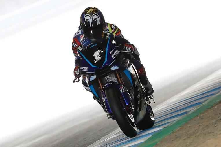 MotoGP   全日本ロード:開幕前の公開テストがスタート。初日はヤマハとホンダの両エースが1分47秒台を記録
