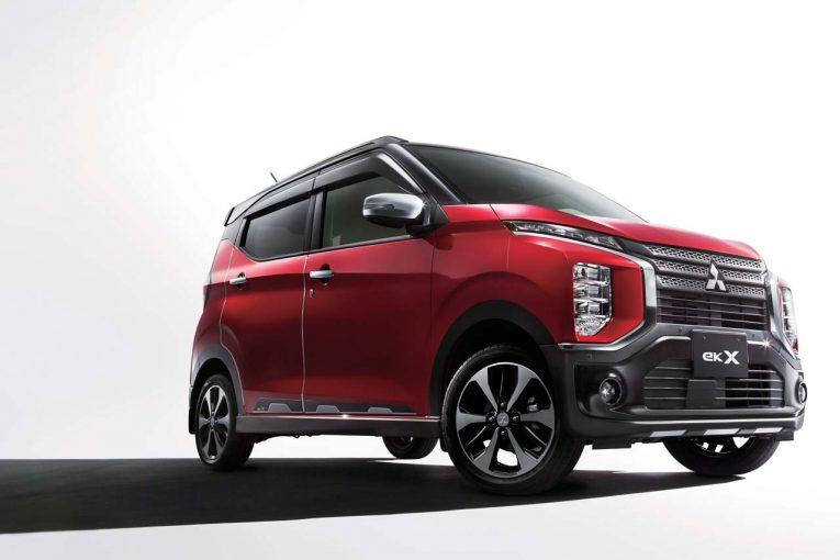 クルマ | ミツビシ、新型軽ワゴン『eKワゴン』『eKクロス』発売。プラットフォーム、パワートレインを新開発