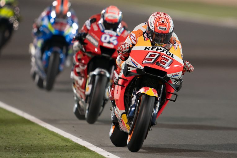 MotoGP | ホンダがトップスピードでドゥカティを抜く。MotoGP開幕戦で記録した6メーカーの最高速を分析