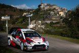 ラリー/WRC | シェイクダウンステージを走行するオット・タナク(トヨタ・ヤリスWRC)