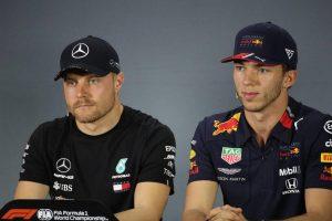 F1 | F1バーレーンGP木曜会見:「レース後は正直、つらかった」と前戦の胸中を明かすガスリー