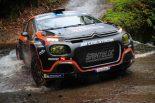 ラリー/WRC | ERC:開幕戦アゾレス。首位快走の王者が無念のパンク、ハバイが悲願の初優勝