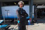 F1 | 【あなたは何しに?】アロンソの元義兄がウイリアムズのクビサをサポート