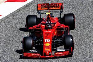 F1 | 【タイム結果】F1第2戦バーレーンGP フリー走行1回目