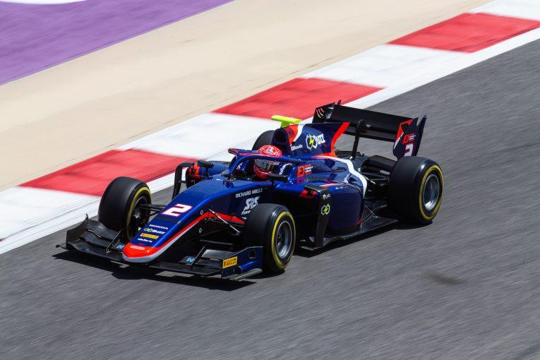 海外レース他 | 【順位結果】FIA-F2第1戦バーレーン予選