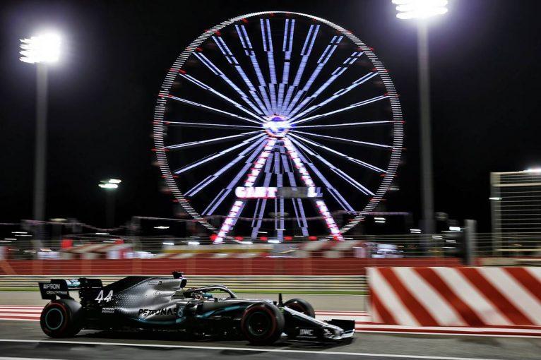 F1   【タイム結果】F1第2戦バーレーンGP フリー走行2回目