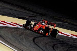 F1 | F1バーレーンGP FP2:初日最速はベッテル。レッドブル・ホンダのフェルスタッペンは6番手。ガスリーは12番手と苦戦