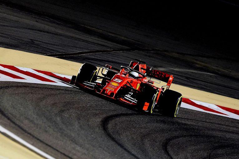 F1   F1バーレーンGP FP2:初日最速はベッテル。レッドブル・ホンダのフェルスタッペンは6番手。ガスリーは12番手と苦戦