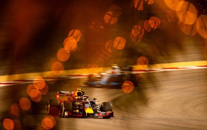 2019年F1第2戦バーレーンGP金曜日 ピエール・ガスリー(レッドブル・ホンダ)