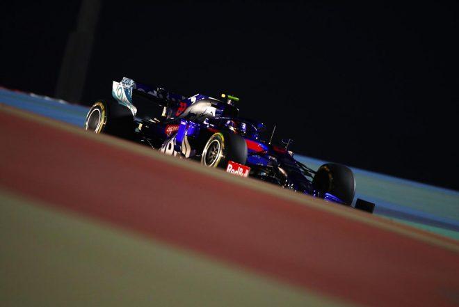 2019年F1第2戦バーレーンGP金曜日 アレクサンダー・アルボン(トロロッソ・ホンダ)