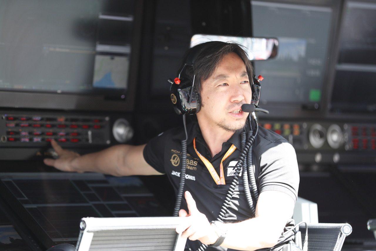 2019年F1 ハースF1小松礼雄チーフエンジニア