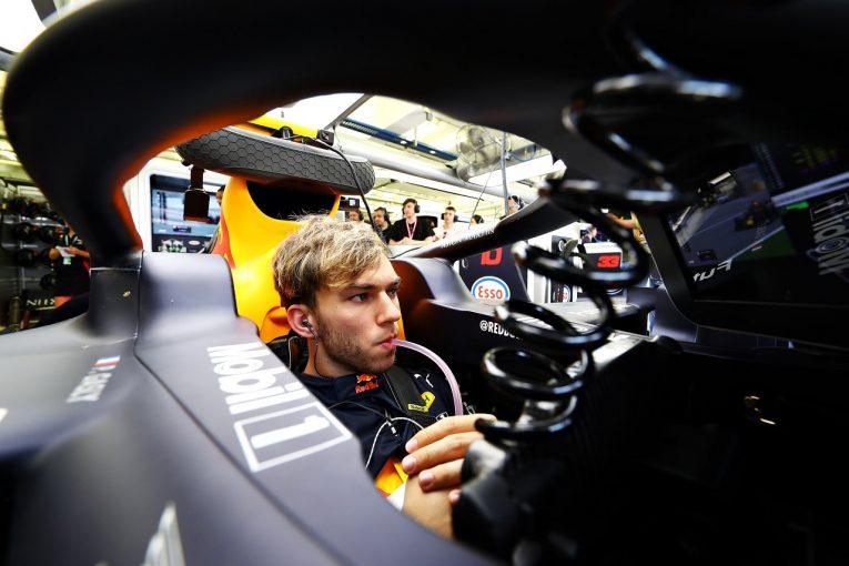 F1   ガスリー12番手「予選シミュレーションがうまくいかなかった。ソフトタイヤでのペースが不足」:レッドブル・ホンダ F1バーレーンGP金曜