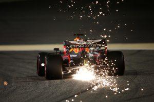 F1 | レッドブル・ホンダF1密着:FP2のアタックラップ中、フェルスタッペンの最高速が伸びなかった原因