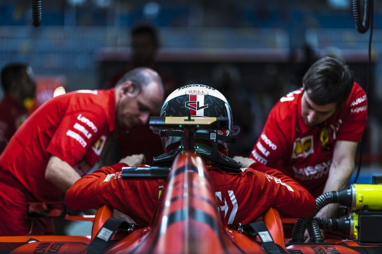 F1 | ルクレール「オーストラリアの時より明らかに好調だが、楽観はできない」:フェラーリ F1バーレーンGP金曜