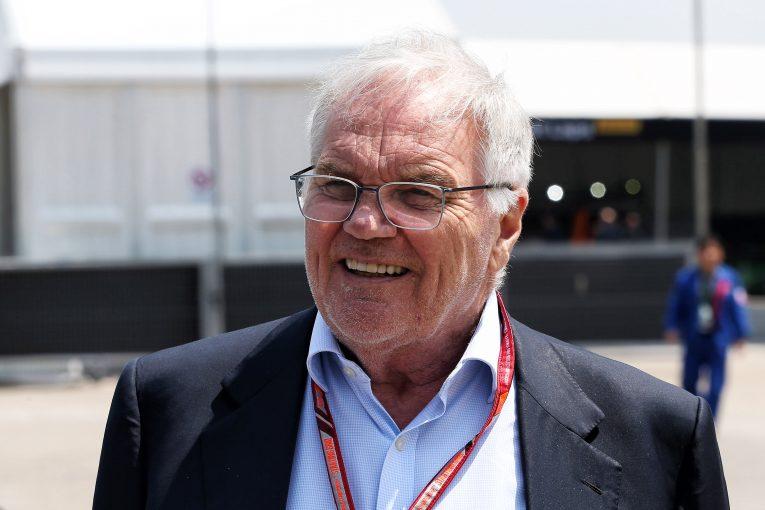 F1 | ウイリアムズF1、パトリック・ヘッドがコンサルタントとしてチームに復帰することを発表