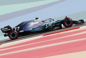 F1 | ボッタス「エキサイティングな予選になる。接戦を制してポールを獲りたい」:メルセデス F1バーレーンGP金曜