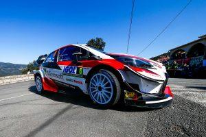 ラリー/WRC | WRC:トヨタ、第4戦ツール・ド・コルス初日はトラブル相次ぎ3台中2台がトップ10圏外
