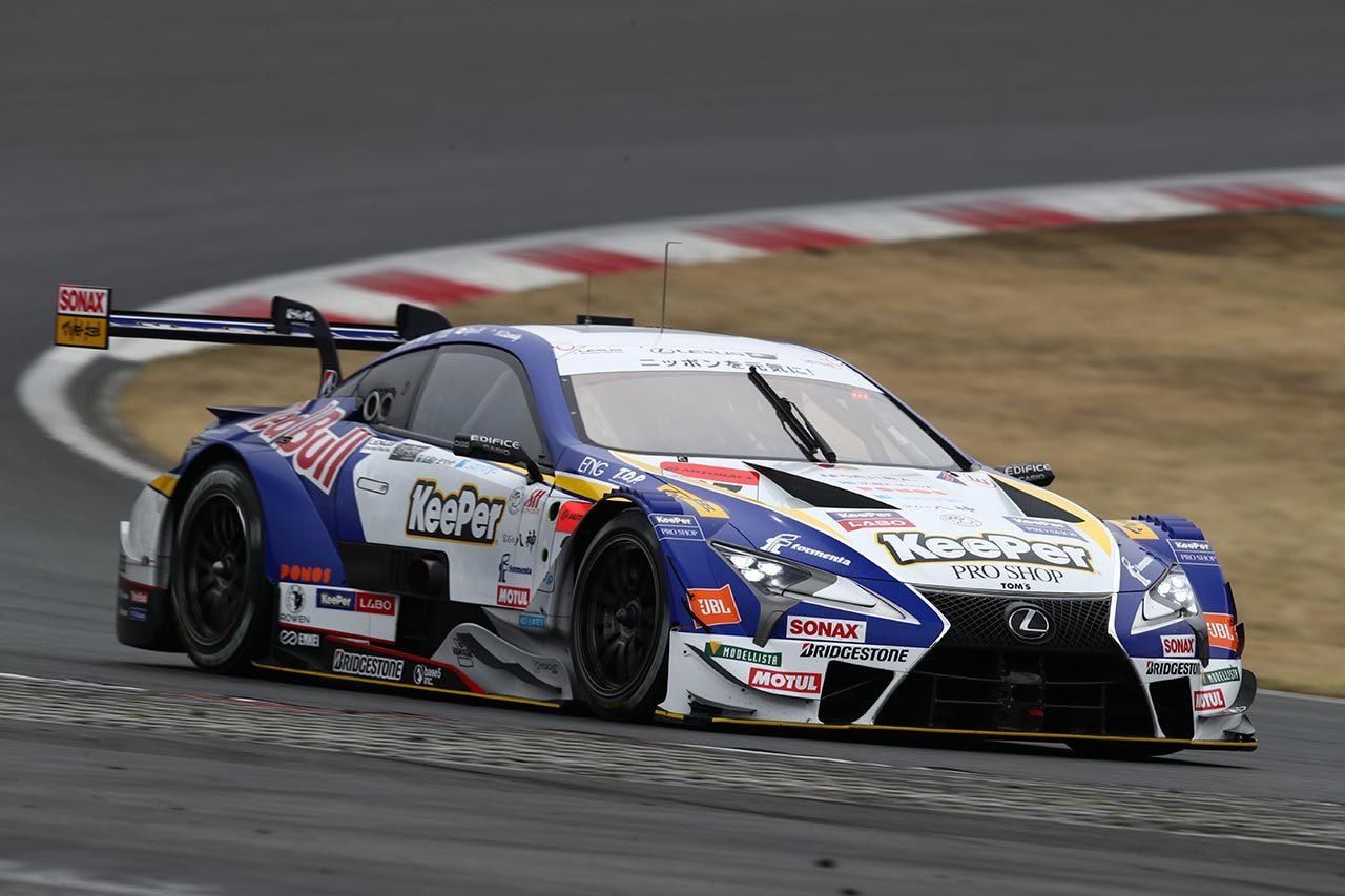 スーパーGT富士公式テスト:初日午後は好調カルソニックIMPUL GT-Rが首位。GT-Rがワン・ツー
