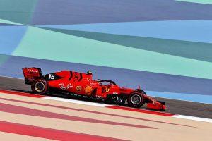 F1 | フェラーリ勢が1-2、フェルスタッペンは8番手【タイム結果】F1第2戦バーレーンGP フリー走行3回目