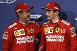 F1 | F1バーレーンGP予選:跳ね馬復活、ルクレールが自身初のポールを獲得、レッドブル・ホンダのガスリー無念のQ2落ち