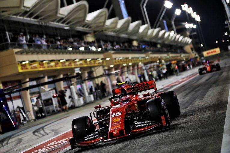 F1 | 【動画】シャルル・ルクレールのポールラップ/F1第2戦バーレーンGP予選