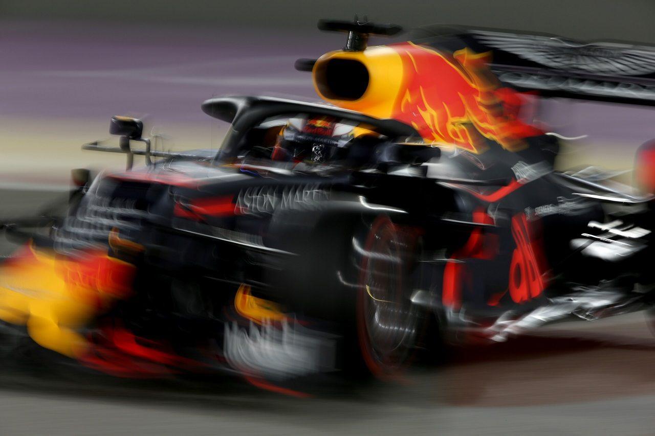 2019年F1第2戦バーレーンGP マックス・フェルスタッペン(レッドブル・ホンダ)