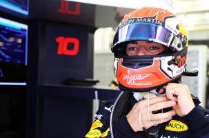 F1 | レッドブルRB15・ホンダに苦労するガスリー「徐々にいい方向に向かっている。上海では大量にポイントを稼ぎたい」:F1中国GPプレビュー