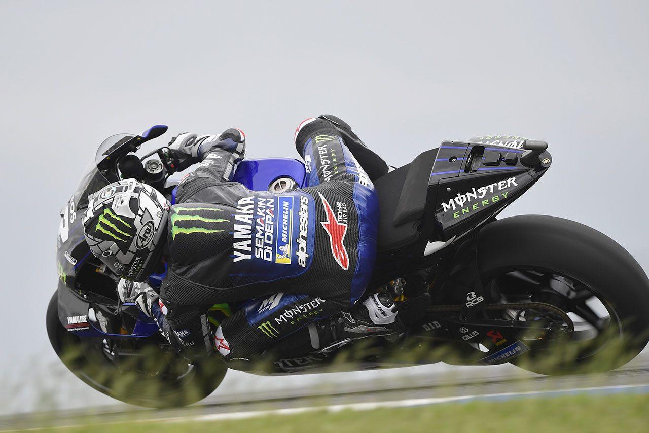 MotoGP第2戦アルゼンチンGP予選日を制したマルケス。FP4ではトラブルが発生するもポール獲得