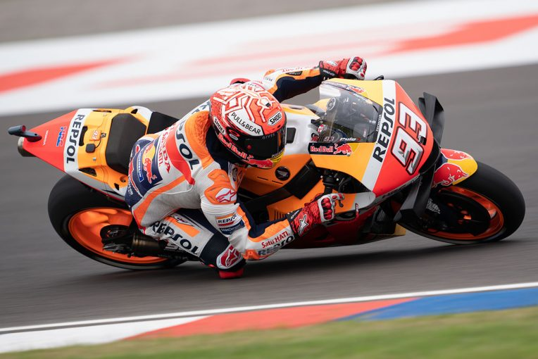 MotoGP   マルケスが貫禄のポール獲得/【順位結果】2019MotoGP第2戦アルゼンチンGP MotoGPクラス予選