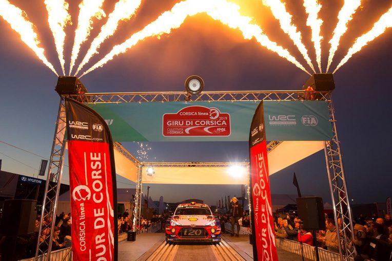 ラリー/WRC | 【順位結果】2019WRC第4戦ツール・ド・コルス SS12後暫定結果