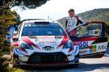 ラリー/WRC | WRC第4戦:トヨタのタナクがタイヤトラブルで後退。競技2日目でヒュンダイが総合首位浮上