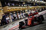F1 | ベッテル「フェラーリがトップ争いに復帰できたことが何より重要。今日のルクレールに勝つのは難しかった」:F1バーレーンGP土曜