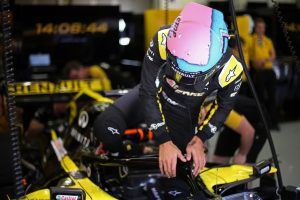 F1 | リカルド予選11番手「予想よりもQ3に近づけた。早くこのマシンをマスターしたい」:ルノー F1バーレーンGP土曜