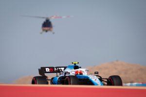 F1 | クビサ「予選アタック中にオンボードカメラが吹き飛んだ」:ウイリアムズ F1バーレーンGP土曜
