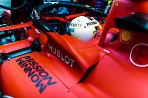 F1 | F1 Topic:バーレーンGPで突如速さを発揮したフェラーリにライバル困惑。復活の鍵は冷却系の改善か