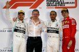 2019年F1第2戦バーレーンGP 優勝はルイス・ハミルトン、2位バルテリ・ボッタス、3位シャルル・ルクレール