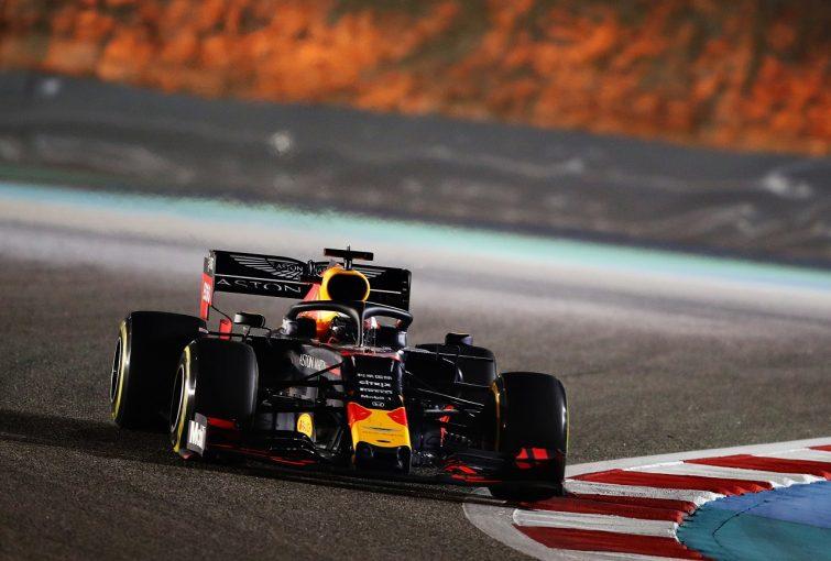 F1 | ホンダ田辺TD「惜しくも表彰台を逃したが、4台中3台入賞。PUの高い信頼性があってこその結果」:F1バーレーンGP日曜
