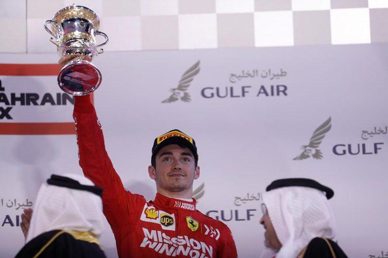 F1 | F1第2戦バーレーンGP 決勝トップ10ドライバーコメント
