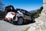 ラリー/WRC | WRC:トヨタ、表彰台に届かず選手権首位から後退も、「舗装路での速さを証明できた」とマキネン