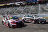 バースレーシングプロジェクトがTCRジャパンシリーズに導入するアウディRS3 LMSとフォルクスワーゲン・ゴルフGTI TCR