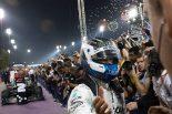 F1 | ボッタス2位でランキング首位をキープ「去年はあまりにも不運だったから、たまにはこういうレースがあってもいい」:メルセデス F1バーレーンGP日曜