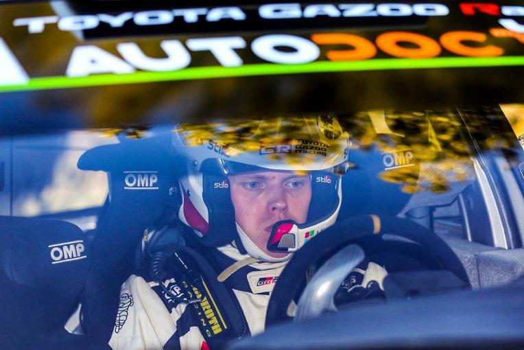 ラリー/WRC   総合6位に入ったトヨタのタナク「全体的には良いイベントだった」/2019WRC第4戦ツール・ド・コルス デイ3後コメント