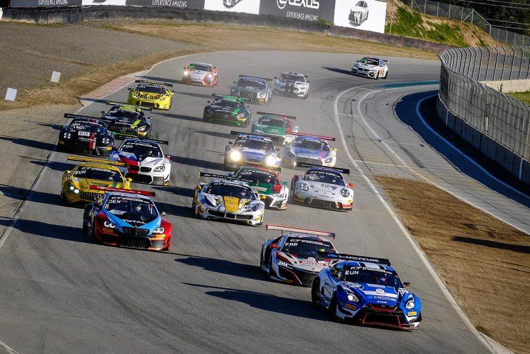 ル・マン/WEC   IGTCカリフォルニア8時間:日本車がフロントロウを占めるも優勝はハブオートのフェラーリに