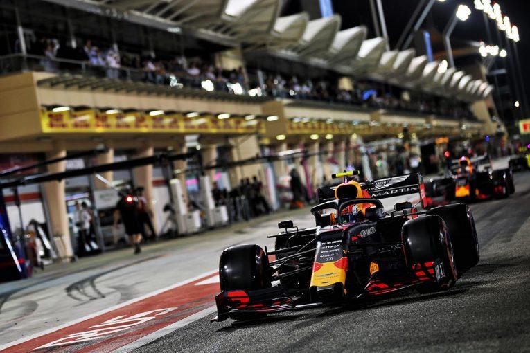 F1   レッドブル・ホンダ代表、2021年導入の新規則への対応によるコスト増加を懸念。「策定期限を後ろ倒しすべき」