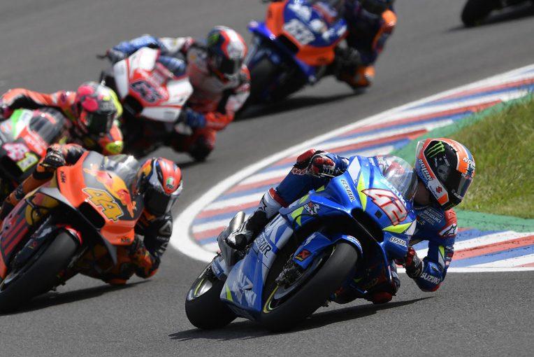 MotoGP | スズキのリンス、後方スタートから大躍進の5位フィニッシュ「どんなミスも犯さなかった」