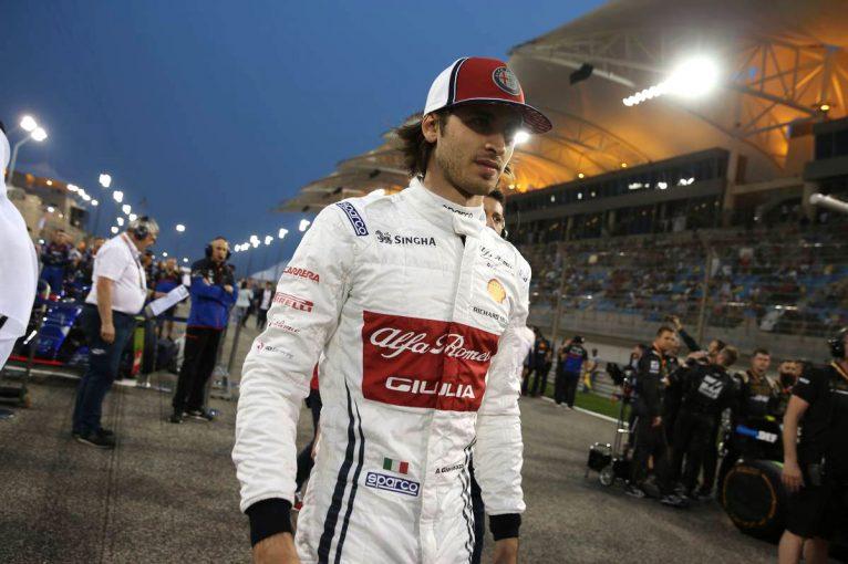 F1   ジョビナッツィ「ポイントにあと一歩というところまで迫ったのはポジティブ」アルファロメオ バーレーンGP日曜