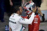 F1 | ルイス・ハミルトン、シャルル・ルクレール